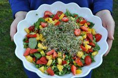 17-MAI PREPPING! – Linn Cobb Salad, Acai Bowl, Healthy Lifestyle, Prepping, Dessert, Breakfast, Food, Tips, Acai Berry Bowl