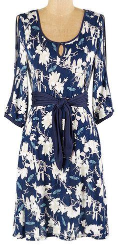 Jessica Simpson Melissa Cold Shoulder Dress (Bealls) #getbacktobealls