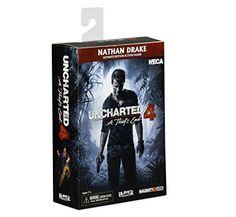 "NECA Uncharted 4 Ultimate Nathan Drake Action Figure (7"" Scale)"