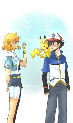 PKMN:: So we meet again by ~OCibiSuke on deviantART  THIS NEEDS TO BE IN THE ANIME!!! GET RID OF THE OTHER LOSERS AND BRING BACK THE ORIGINALS!!!