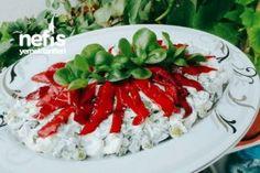 Bezelye Ve Makarnalı Semizotu Salatası Tarifi