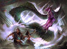 aliapulchraes:  Nemesis of Mortals by guterrez  ...