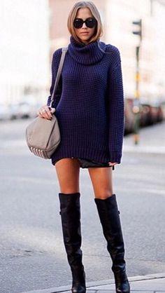 Buso black boots