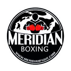 логотип для клуба смешанных единоборств Меридиан