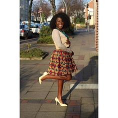 Off to church with a greatful heart greatful to live in a country where I have the freedom to practice my religion. What are you greatful for this morning? #oriwodesign #hamburg #madeingermany #slowfashion #handmade #nudeheels #ankarafashion #ankaraskirt #africanwaxprint #greatful #greatfulheart #blessed #thankful #happysunday #offtochurch #bighairdontcare #naturalhair #naturalhairrocks #blogger_de #fashionblogger_de #ootd #fashionoutfit #outfitinspiration #nevertakeanythingforgranted