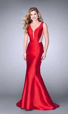 Gigi by La Femme 24555 Dress   Onlineformals.com