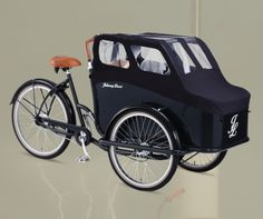 Johnny Loco Cargo Bikes #bakfiets #cargo bikes