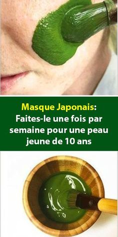 Queen of Beauty by zouzou: Masque Japonais: Faites-le une fois par semaine po. Diy Beauty, Beauty Skin, Health And Beauty, Beauty Hacks, Vaseline For Hair, Mascara Hacks, Japanese Mask, Skin Care Remedies, Beauty Recipe