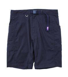 nanamica / COOLMAX® Seersucker Shorts