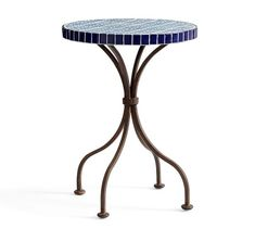 Havana Mosaic Side Table