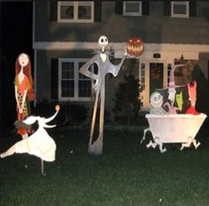 Nightmare Before Christmas Decorations Awesome