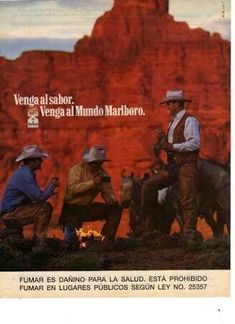 Rodeo Cowgirl, Cowboy Horse, Vintage Ads, Vintage Advertisements, Marlboro Man, Art Of Manliness, Cowboy Outfits, Morris, Advertising