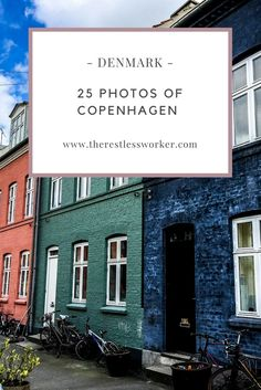 25 photos that will fuel your wanderlust and convince you to visit Copenhagen, Denmark