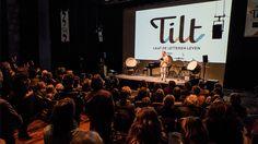 Voor de zevende keer organiseert Tilt een literair festival in de binnenstad van Tilburg. Het festival heeft alles te maken met literatuur en letteren in de breedste zin van het woord. Oubollig? Allesbehalve! Want onze generatie is ook zeer literair op verschillende vlakken.