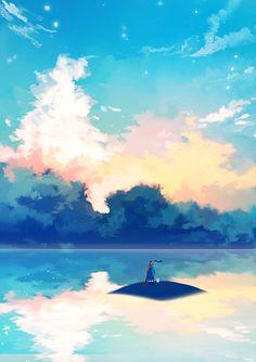걱정과 달리 네 꿈은 잔잔하고 아름다웠습니다. 나는 이제 더 바랄 것이 없어요. 144/365