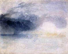 Joseph Mallord William Turner - circa 1837