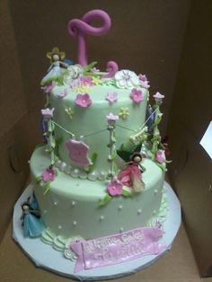 Fairy Baby Shower Cake Creative Kitchen Ft. Smith AR