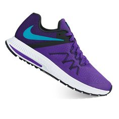 best sneakers a307c 56616 Nike Zoom Winflo 3 Womens Running Shoes, Size 8.5, Purple Zapatos De Color