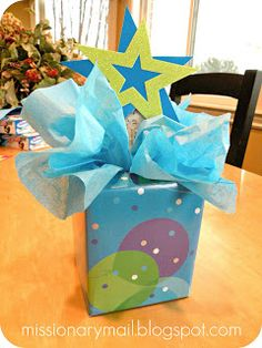 ~Missionary Birthday package~