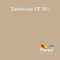 Flexa Expert kleur Zandbeige FE 301