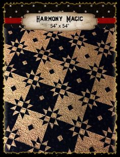 HARMONY MAGIC PATTERN