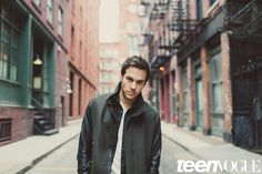 Get Ready Because 'Vampire Diaries' Bad Boy Chris Wood Is About to Steal Your Heart