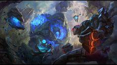 Jeux Vidéo League Of Legends  Ahri (League Of Legends) VI (League Of Legends) Fond d'écran