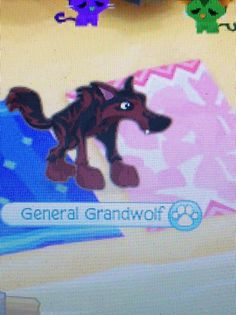This is me on animal jam. 1/2/15