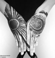 Jessi Manchester Tattoo - On the Road Worldwide. Sun Tattoos, Couple Tattoos, Body Art Tattoos, Sleeve Tattoos, Epic Tattoo, Cover Tattoo, Unique Tattoos, Small Tattoos, Manos Tattoo