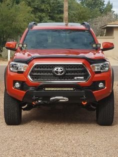 Click this image to show the full-size version. Trd Pro Tacoma, Toyota Tacoma 4x4, 2017 Toyota Tacoma, Tacoma Truck, Toyota Hilux, Truck Accesories, Tacoma Accessories, Tacoma World, Toyota Trucks