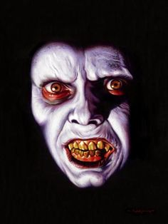 The demon Pazuzu fromThe Exorcist by Jason Edmiston