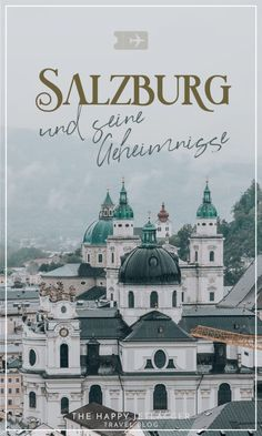 Salzburg and its churches: mystical tips for the Rome of the North! Guide for the church city of Salzburg in Austria and many insider tips! Bangkok Thailand, Travel Around The World, Around The Worlds, Rome, Best Boutique Hotels, Salzburg Austria, Europe Destinations, Travel Europe, European Travel