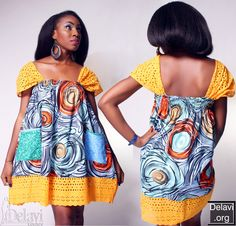 Ankara Xclusive: Latest African Ankara Maternity Gowns & Dresses Styles for Pregnant Ladies Nigeria African Dresses For Women, African Attire, African Wear, African Women, African Style, African Clothes, Ghanaian Fashion, African Fashion, Ankara Fashion