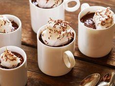 Get Pots de Creme Recipe from Food Network