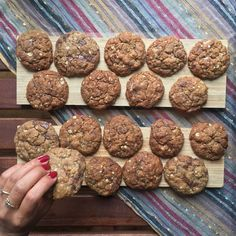 Best ever recipe for chocolate chip cookies that are perfectly soft. Totally vegan and super straightforward to make!
