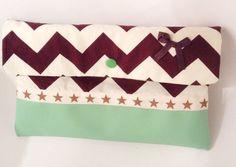 Schminktäschchen - Schminktasche - ein Designerstück von Puenktchen--Panni bei DaWanda