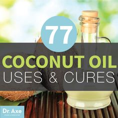 Coconut Oil - I'm thinking I should've bought a much bigger bottle today!! Can't wait to try some of these!!!