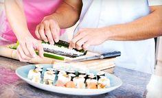 Sushi Class $50 Sushi House Orlando via Groupon