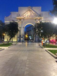 Lecce. Arco di Trionfo