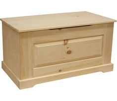 Blanket Chest - Made in the USA. A great way to add needed storage for those bulky blankets and quilts. We can paint or stain this for you to match your bedroom decor. www.millstores.com