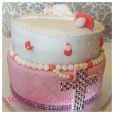 Baptême cake