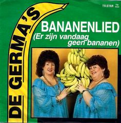 When the bananas are so good, you just gotta sing about them.