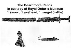 ... The Beardmore Relics ...