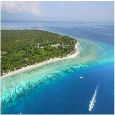 Gili trawangan island, Lombok, West nusa tenggara, Indonesia.