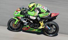Abbekerk – Na een lange zomerstop vond op18 t/m 20september het World Superbike plaats op het Zuid-Spaanse circuit van Jerez. Rob Hartog uit het MtM-HS Kawasaki Racing Team heeft …