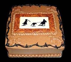 western sheet cake - Google Search