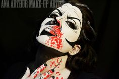 Artistic Makeup. Maquillaje Artistico