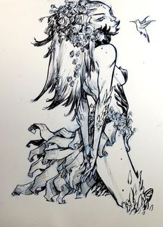 Poison Ivy by Eric Canete *
