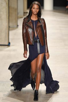 Barbara Bui Fall 2015 Ready-to-Wear