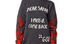 Dear Satan, I Miss U. Come Back! - God - http://www.dravenstales.ch/dear-satan-i-miss-u-come-back-god/
